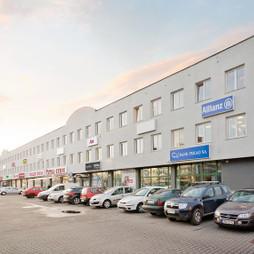 Biurowiec przy ul. Legnickiej 62, Wrocław Fabryczna