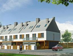 Dom w inwestycji Różana Park, symbol F