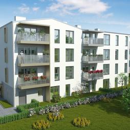 Mieszkanie w inwestycji Pilchowicka 21, budynek Pilchowicka 21, symbol M08