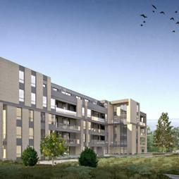 Mieszkanie w inwestycji Okulickiego-Fatimska, symbol B1-M24