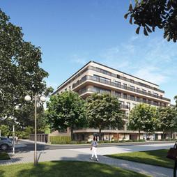 Mieszkanie w inwestycji Rezydencja Fryderyk, symbol 44