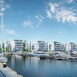 Mieszkanie w inwestycji Yacht Park, symbol B.2.1