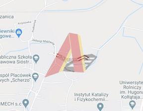 Działka na sprzedaż, Kraków Krowodrza Olszanica Stryjeńskiej, 420 000 zł, 495 m2, 203937