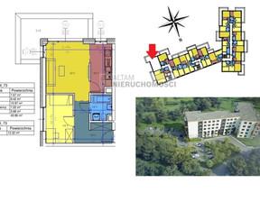 Mieszkanie na sprzedaż, Kraków M. Kraków Czyżyny, 505 540 zł, 43,96 m2, ATM-MS-1940