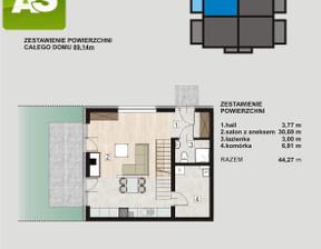 Dom na sprzedaż, Gliwice Stare Gliwice Łabędzka, 510 000 zł, 89,14 m2, 37017