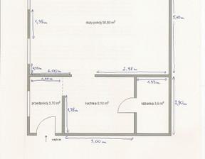 Mieszkanie na sprzedaż, Zabrze Biskupice Bytomska, 86 400 zł, 48 m2, 37089-1