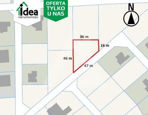 Działka na sprzedaż, Bydgoski Białe Błota Lisi Ogon, 180 000 zł, 1118 m2, IDE-GS-10696