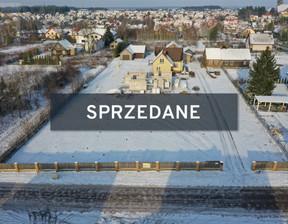 Budowlany na sprzedaż, Białystok M. Białystok Bagnówka, 390 000 zł, 1102 m2, LWY-GS-12343