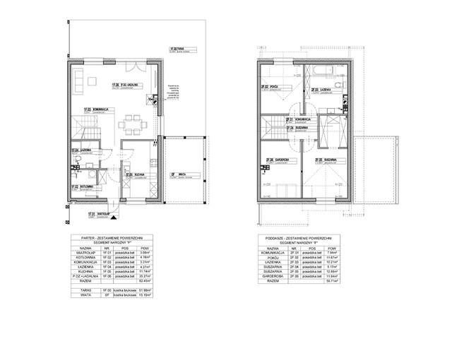 Dom w inwestycji Osiedle Dębowe etap VII, budynek Etap VII, symbol 4B » nportal.pl