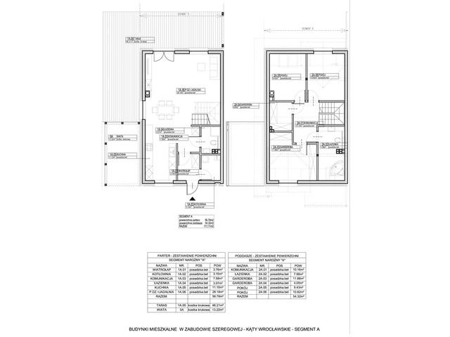 Dom w inwestycji Osiedle Dębowe etap VII, budynek Etap VII, symbol 1S » nportal.pl