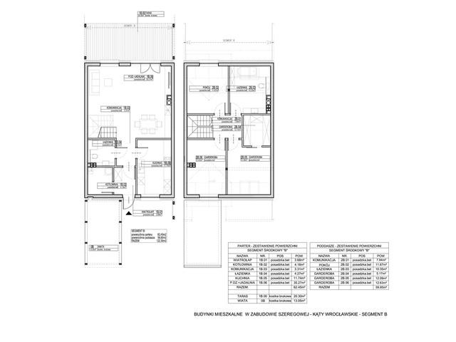 Dom w inwestycji Osiedle Dębowe etap VII, budynek Etap VII, symbol 2S » nportal.pl