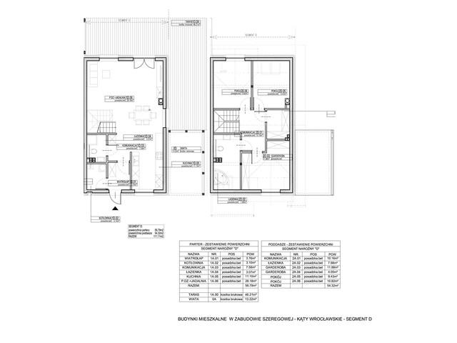 Dom w inwestycji Osiedle Dębowe etap VII, budynek Etap VII, symbol 4S » nportal.pl
