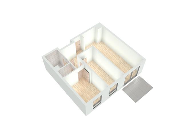 Mieszkanie w inwestycji Atmosfera Atelier, symbol 10 » nportal.pl