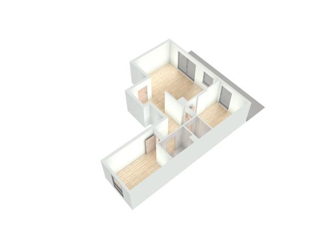 Mieszkanie w inwestycji Atmosfera Atelier, symbol 103 » nportal.pl