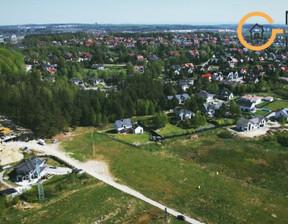 Działka na sprzedaż, Gdańsk Kiełpino Górne Bieszkowicka, 654 000 zł, 2616 m2, MG172309