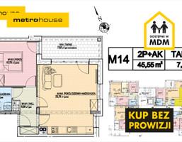 Mieszkanie na sprzedaż, Rzeszowski Boguchwała Techniczna, 172 976 zł, 45,52 m2, WOPE862
