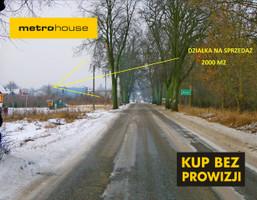 Działka na sprzedaż, Złotowski Złotów, 420 000 zł, 2000 m2, PUZA015