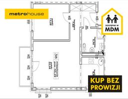 Mieszkanie na sprzedaż, Kołobrzeski Gościno Kwiatowa, 191 083 zł, 55,29 m2, DAJA323