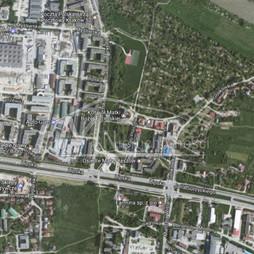 Działka na sprzedaż, Kraków Podgórze Przewóz Lipska, 1 950 000 zł, 1800 m2, 50695