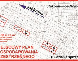 Działka na sprzedaż, Wolsztyński (pow.) Wolsztyn (gm.), 40 140 zł, 669 m2, 78