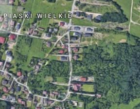 Działka na sprzedaż, Kraków Kraków-Podgórze Piaski Wielkie Rżącka, 339 000 zł, 1091 m2, 133/3292/OGS