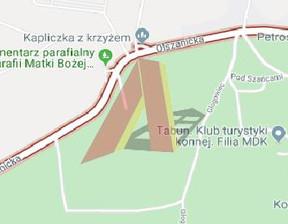 Działka na sprzedaż, Kraków Krowodrza Wola Justowska Olszanicka, 1 400 000 zł, 5000 m2, 203534