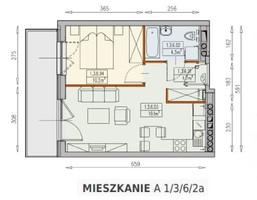 Mieszkanie na sprzedaż, Wrocław Psie Pole Sołtysowice, 293 761 zł, 54,4 m2, 27