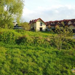 Działka na sprzedaż, Katowice M. Katowice Piotrowice, 180 000 zł, 720 m2, DMP-GS-6862