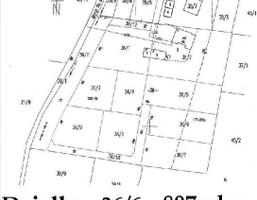 Działka na sprzedaż, Lublin M. Lublin Szerokie, 336 375 zł, 897 m2, CLV-GS-1632