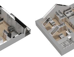 Mieszkanie w inwestycji KW51, symbol M75