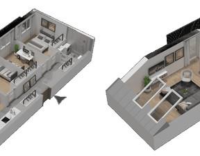 Mieszkanie w inwestycji KW51, symbol M77