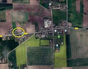 Działka na sprzedaż, Obornicki Rogoźno PRUŚCE, 62 000 zł, 1048 m2, 1182