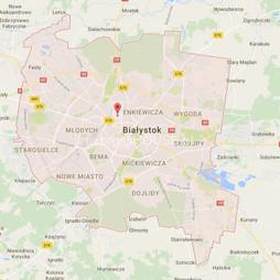 Budowlany-wielorodzinny na sprzedaż, Białystok Os. Sienkiewicza Proletariacka, 430 000 zł, 536 m2, 493/4158/OGS