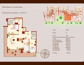 Mieszkanie w inwestycji Puławska 111, budynek Klatka C, symbol C117