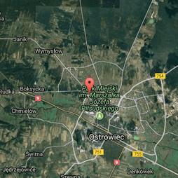 Mieszkanie na sprzedaż, Ostrowiecki (pow.) Ostrowiec Świętokrzyski L. Waryńskiego, 48 066 zł, 32 m2, 292