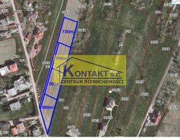 Działka na sprzedaż, Oświęcim Stare Stawy, 178 000 zł, 900 m2, 01E2/E0333