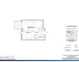 Mieszkanie na sprzedaż, Warszawa Białołęka Grodzisk, 269 676 zł, 45,16 m2, 21
