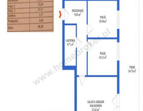 Mieszkanie na sprzedaż, Bydgoszcz Szwederowo Leszczyńskiego, 262 171 zł, 58,39 m2, 510852