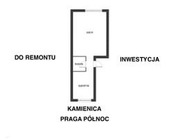 Mieszkanie na sprzedaż, Warszawa Praga-Północ Jadowska, 216 000 zł, 34 m2, 717279