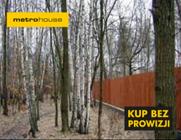 Działka na sprzedaż, Warszawa Międzylesie, 1 780 000 zł, 2175 m2, BEFY521