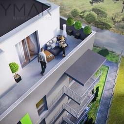 Mieszkanie na sprzedaż, Bydgoszcz Kapuściska, 442 320 zł, 77,6 m2, 23825