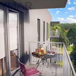 Mieszkanie na sprzedaż, Bydgoszcz Kapuściska, 354 640 zł, 68,2 m2, 23823