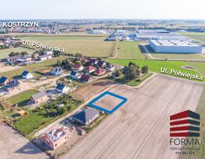 Działka na sprzedaż, Poznański Kostrzyn, 125 000 zł, 688 m2, 192