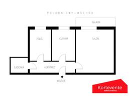 Mieszkanie na sprzedaż, Poznań Rataje Os. 1000-Lecia, 265 000 zł, 49 m2, 58