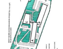 Komercyjne w inwestycji Budynki biurowe KRAKBUD, budynek Budynek A, symbol AIII.p.