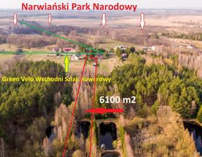 Budowlany na sprzedaż, Białostocki (Pow.) Choroszcz (Gm.) Pańki, 499 000 zł, 6100 m2, 546
