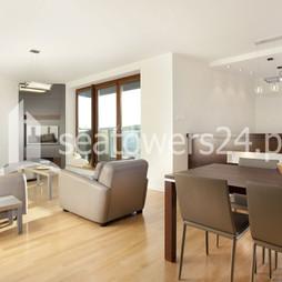 Mieszkanie na sprzedaż, Gdynia Śródmieście A. Hryniewickiego, Sea Towers, 1 600 000 zł, 97 m2, 301