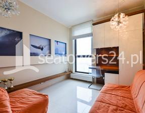 Mieszkanie do wynajęcia, Gdynia Śródmieście A. Hryniewickiego, Sea Towers, 6500 zł, 85 m2, 288
