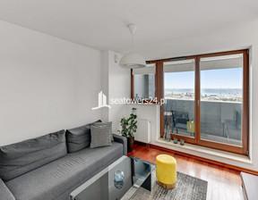 Mieszkanie na sprzedaż, Gdynia Śródmieście Hryniewickiego, Sea Towers, 980 000 zł, 42,5 m2, 326