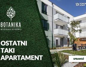 Mieszkanie w inwestycji Botanika, budynek Botanika III etap, symbol 28